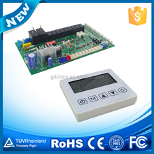 Durable heat pump controller for air conditioning system