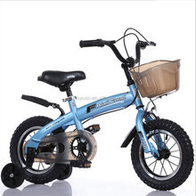 Manufacture best selling four wheels training kids bicycle for 2-10 years old children