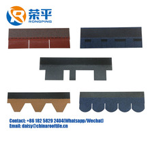 Hotsale factory price cheap 3 tab type asphalt shingle