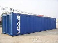 40ft Shipping Container Price (New and Standard Cargo Container, Sales Only)
