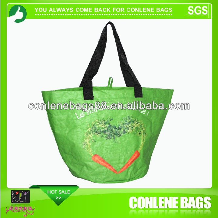 2014 Colorful Recycle PP Woven shopping bag