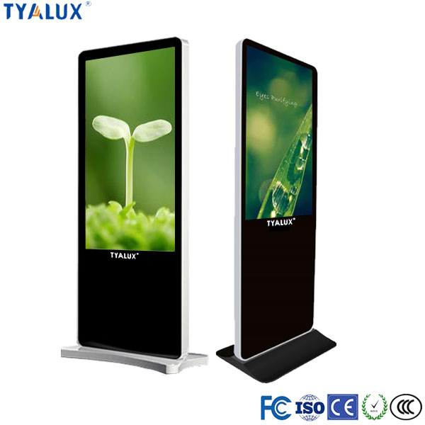 "42""newlook vertical high performance lcd monitor with lcd panels digital Advertising Display"
