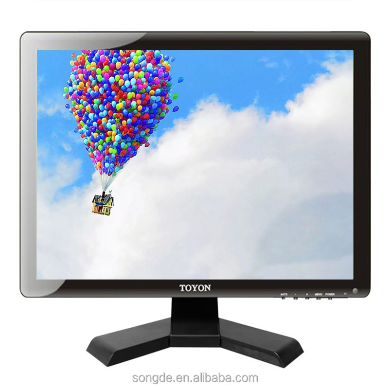 High Quality 17 Inch Lcd Monitor Led Tv Monitor for Computer