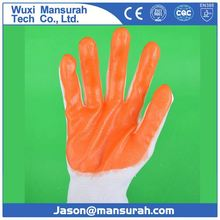 hot high quality low price Grain Pigskin Driving industrial use leather safety gloves