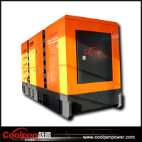 Super silent electric power plant China generator diesel prices