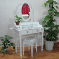 four drawers antique french dressing table