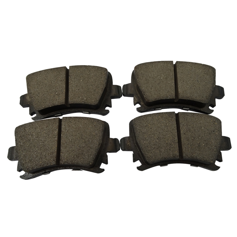 Best car brake pads from China factory