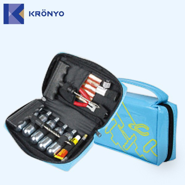 KRONYO tire repair materials a tyre repair equipment a rubber sheet car