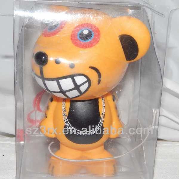 Viacom Dog and Cat Cartoon Network PVC Figures