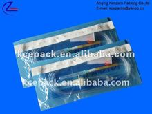 disposable sterilization pouch, infusion set packaging