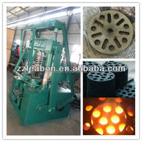 Coal and Charcoal powder Honeycomb Briquette Machine