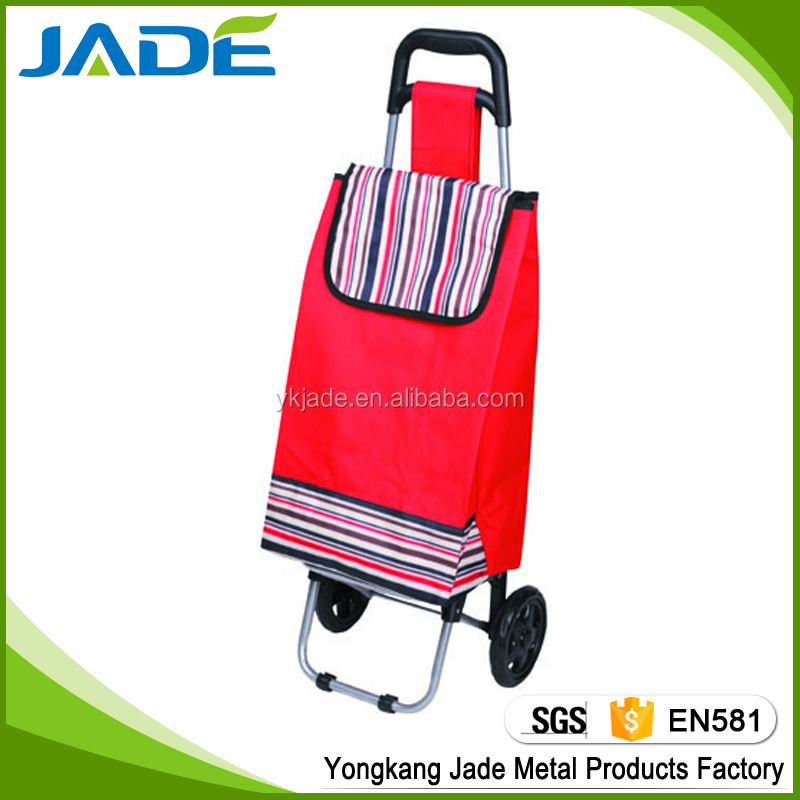 Europe Style Folding Shopping Trolley