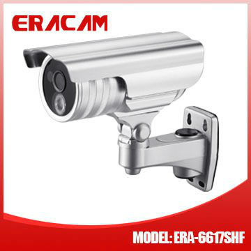 "1/3"" Sony CCD LED Array 700tvl Secure Eye CCTV Camera"