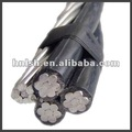 aluminum conductor XLPE Insulated ABC Cable