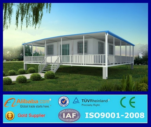 Hot sell 50m2 steel shed prefab house mobile homes plan for Home design 50m2