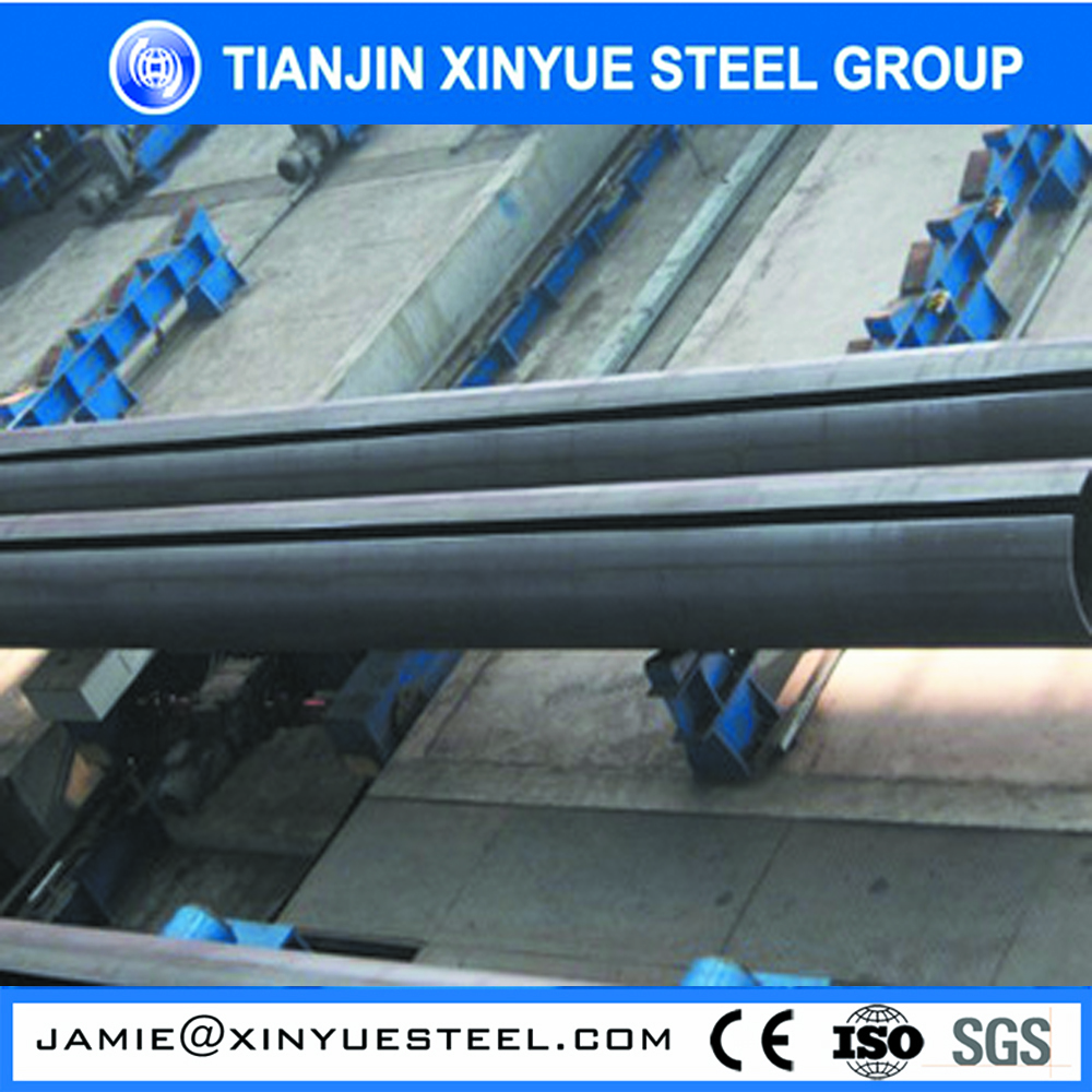 china welded api 5l nace 0175 lsaw pipe building for waste gas and water