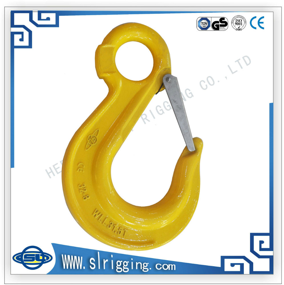 Hardware Rigging G80 alloy wire rope G80 sling Hook