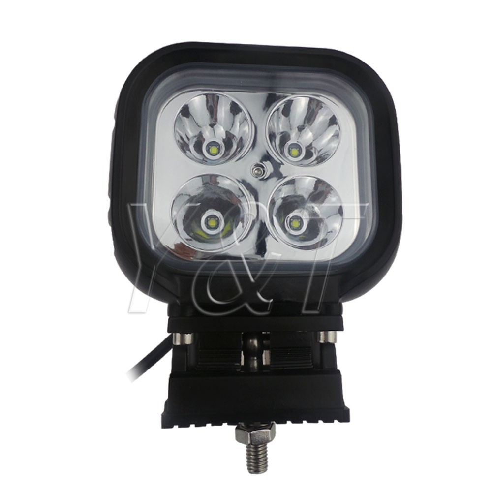 Y&T YTW40 Led Auto Working Light ,4x4car accessory,heavy duty machine,boatTruck,CE, RoHS, IP65 approved