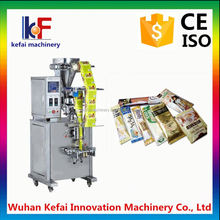 Food Sachet Small Sugar Powder Salt Coffee Snacks Spice small scale packaging machine
