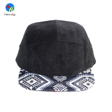 China Manufacturer Cheap Blank Corduroy 5 Panels Hat for Sale