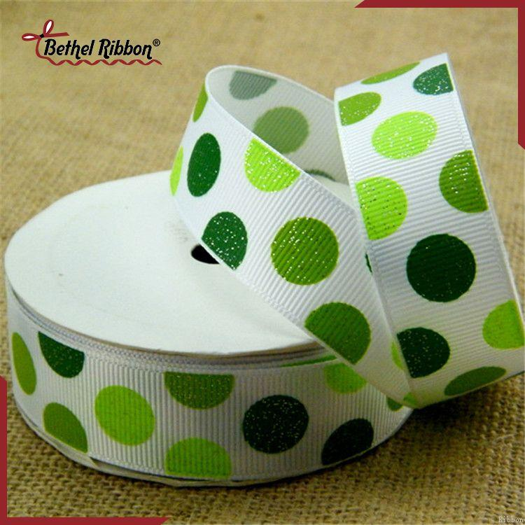 Super quality promotional pattern printed ribbons