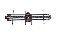F08167 Tarot T18 Aerial Photography 25mm Carbon Fiber Plant Protection UAV TL18T00 Octocopter Frame 1270MM FPV