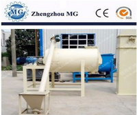 Hot Sale Stainless Steel MG - 1500 Dry Mortar Mixing Machine with Trade Assurance
