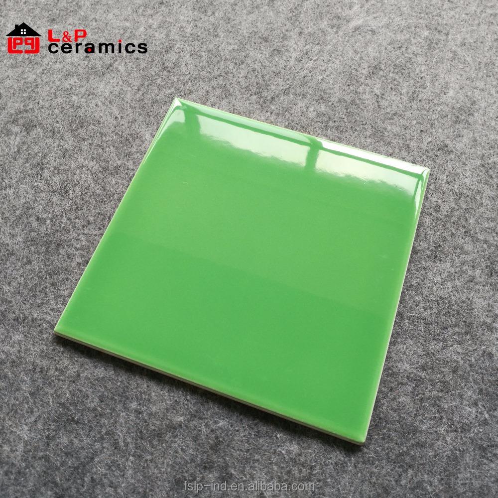 List manufacturers of dark green subway tile buy dark green usa stylish 6x6 glossy dark green subway tile ceramic wall for backsplashkitchenbathroomshower dailygadgetfo Image collections