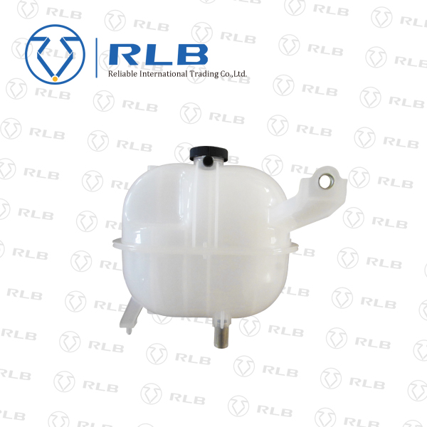 The white coolant expansion tank for toyota hiace 16470-75121