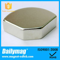 Large inventory China supplier N52 magnetic neodymium ni coated magnet motor free energy