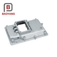 Aluminum sand casting gearbox housing for excavator part