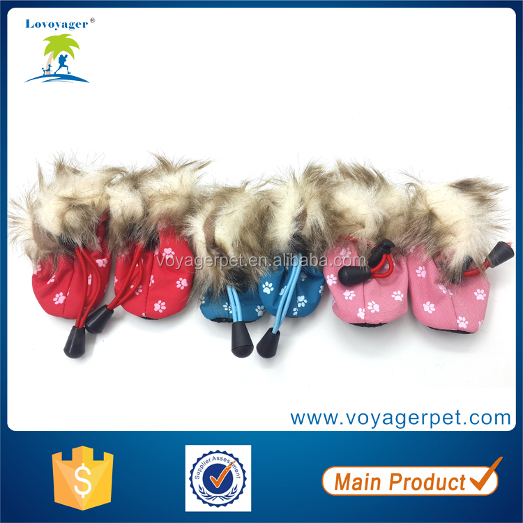 Lovoyager High quality warm socks for pet shoes for rabbits dog shoes