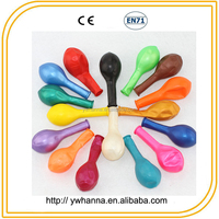 hot sale 1.5g non latex balloons/non latex balloons/latex free balloons for party