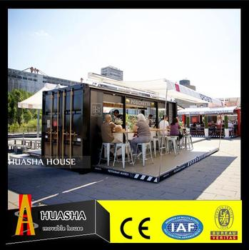 China architect designed modular container homes for sale