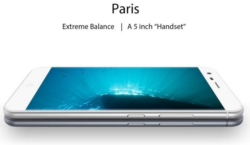 "Original Ulefone Paris FDD-LTE 4G Mobile Phone 5"" IPS 64Bit MTK6753 Octa Core 13.0MP RAM 2GB ROM 16GB Dual SIM Android"
