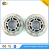 Promotional hot sell inline quad skate wheel 60*18mm