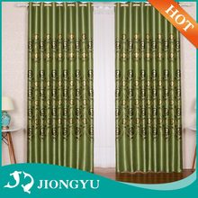 Factory direct sale Free Sample 100% Polyester blackout turkish sheer curtain fabric