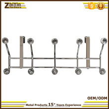 House Decor Bathroom And Kitchen Wall Mounted Towel Hooks Over The Door ZH-0042