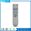 Changhong tv control remoter for impex tv and universal world tv brand