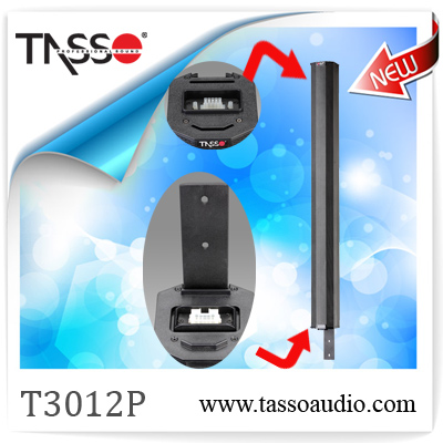 jl 12'' wireless neodymium column speaker system