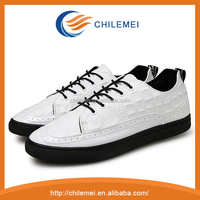 Fashion Import Shoes Men Casual Shoes Leather Shoes