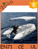 2015 hot sell cheap electric motor for inflatable boat /inflatable fishing boat made in china