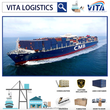 Best Ocean price shipping cost door to door services from China to Indianapolis, USA