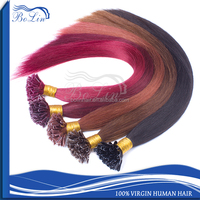 Qingdao Factory U Tip Wave Hair Extension in Alibaba with Express