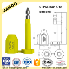 ISO 17712:2013 Barcode Bolt Seal Lock For Container Security