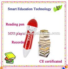 Hot sale SE 16 talking translator pen with recording---Lucky girl designed talking toys