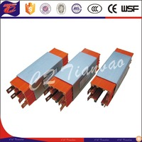 multipole enclosed Isolated low voltage electric busbar system