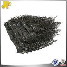 JP Hair Malaysian Virgin Clip In Expression Hair Products