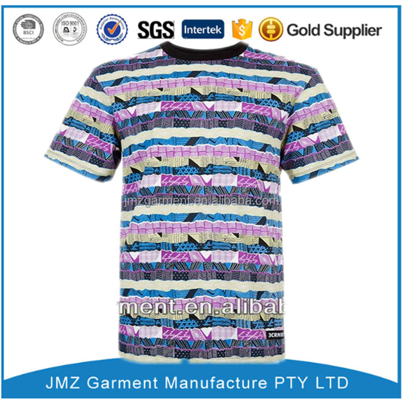 dgt print mens tee unbranded clothing all over print t-shirt