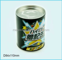 tin can for juice packing/ tin box for juice packing/ tin case for juice packing